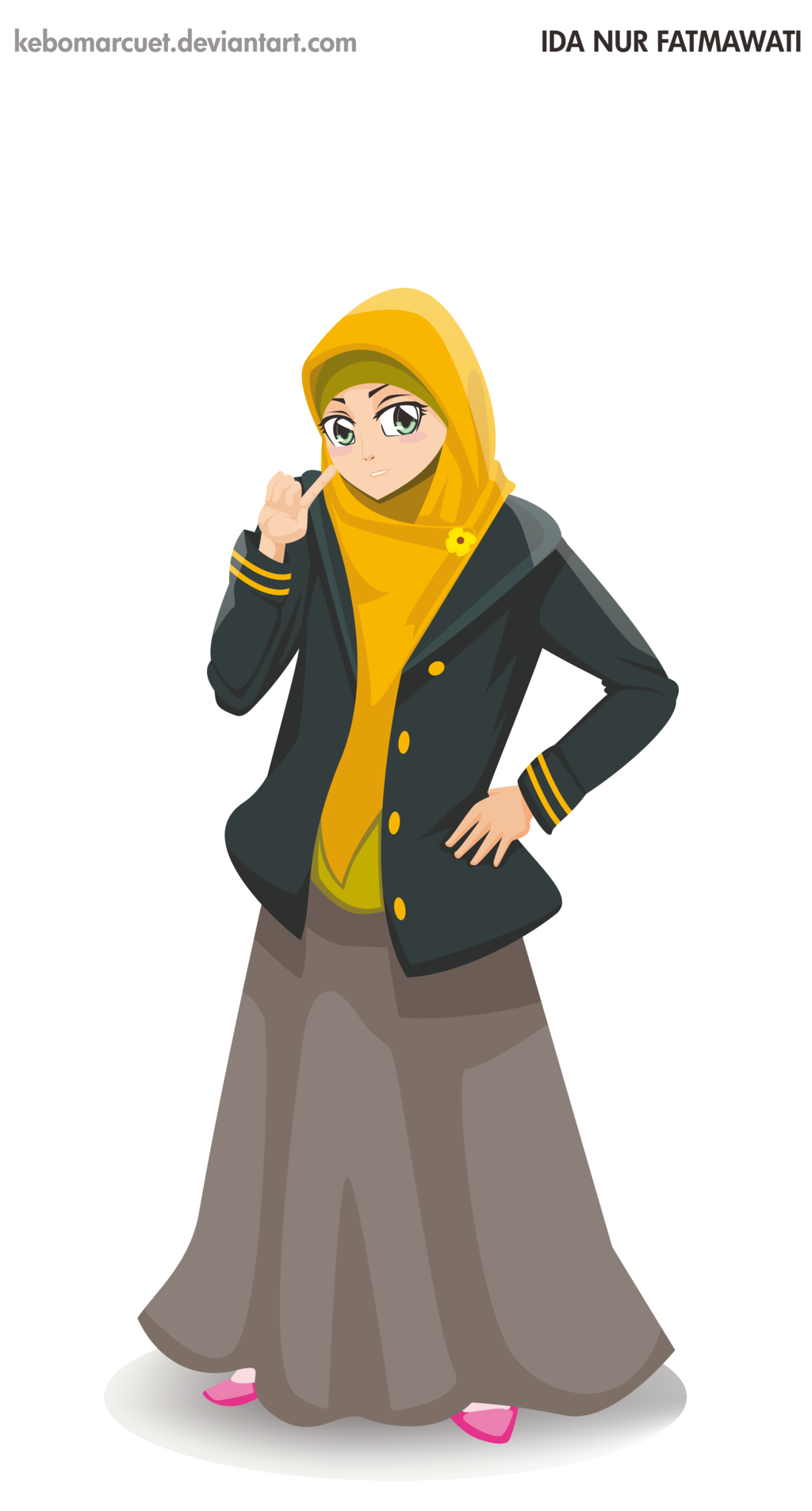 Anime Muslimah In Glasses Islam Pinterest Glasses And Anime