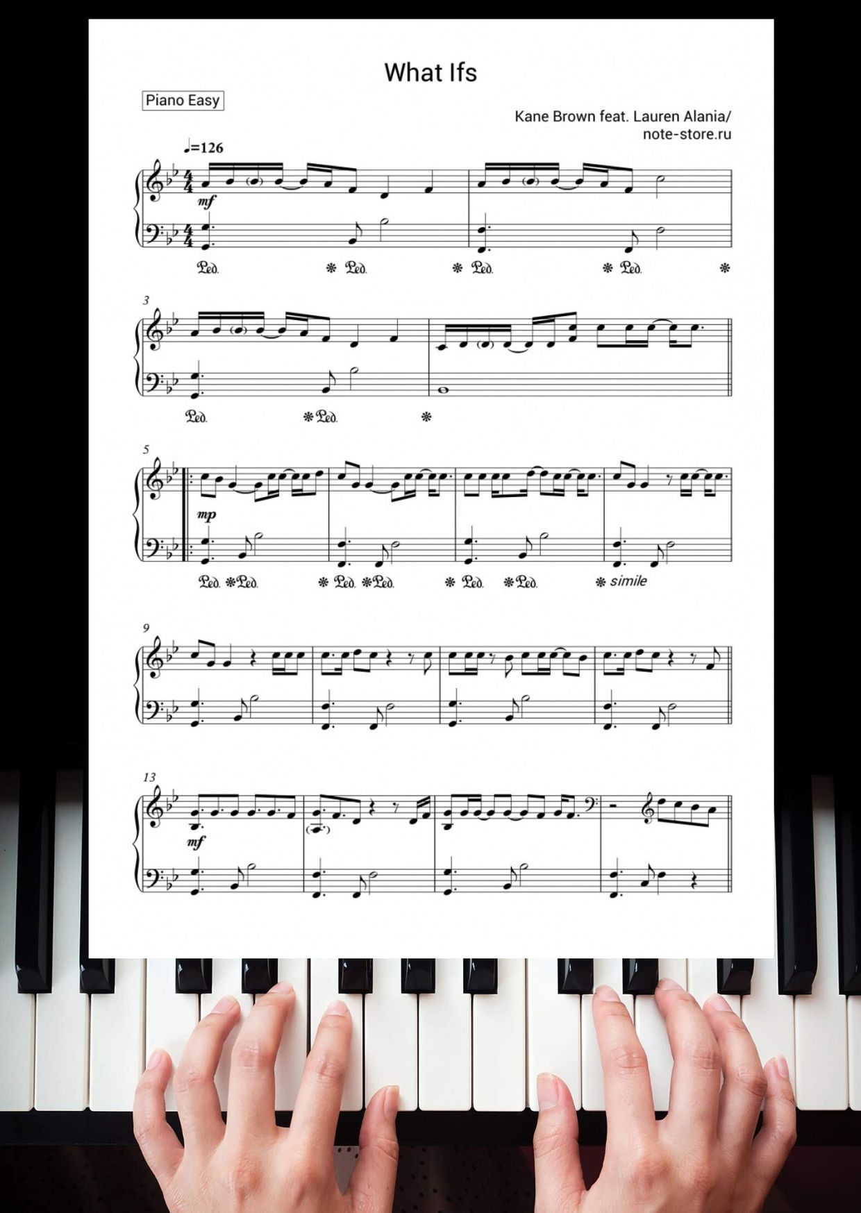 Pin On Music Sheets For The Piano
