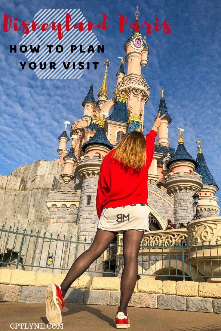 Photo of Ein Leitfaden für Disneyland Paris – Lyne geht herum