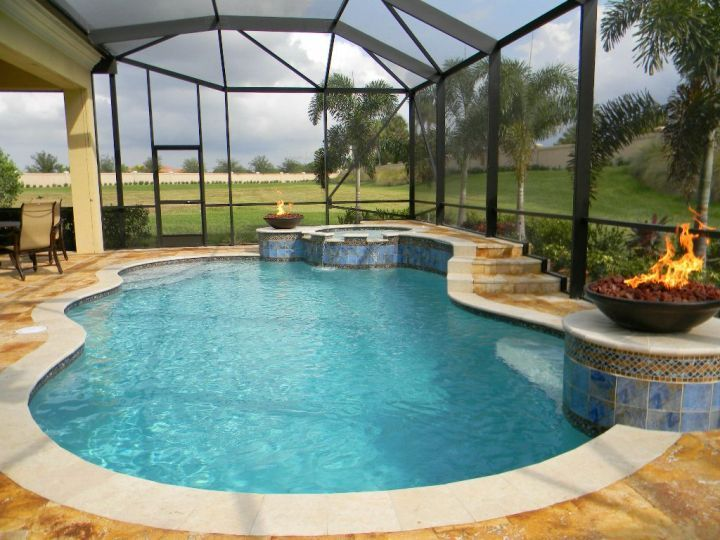 gorgeous enclosed swimming pool | Living in 2019 | Small indoor pool ...