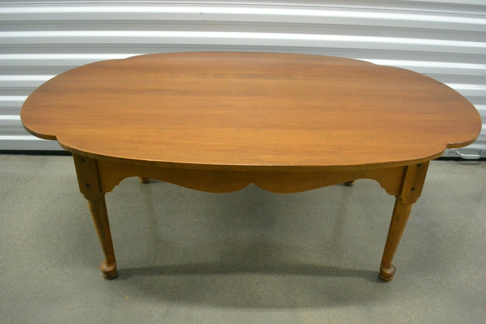 Ethan Allen Circa 1776 Coffee Table Oval Maple Vintage Glass Top 18 8020 218 Ebay Coffee Table Home Furniture Table [ 1066 x 1600 Pixel ]