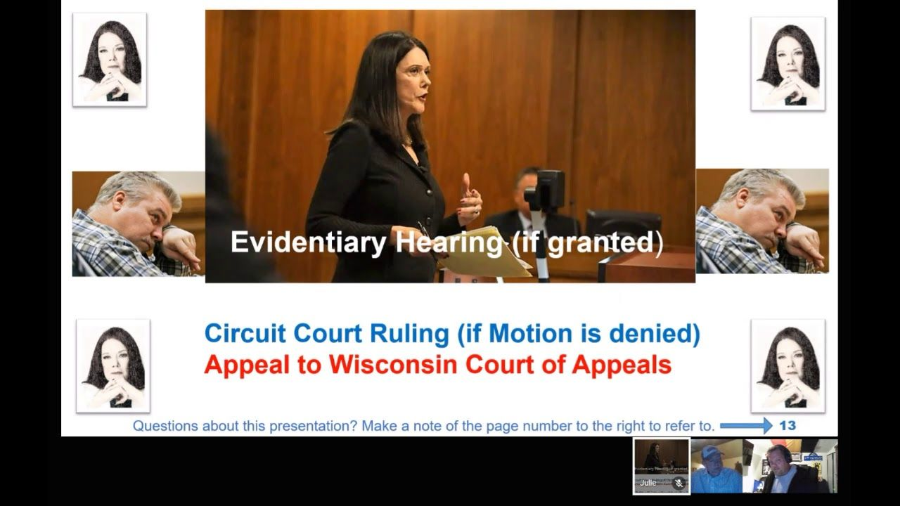 Kathleen Zellner Intro To Motion For Post Conviction