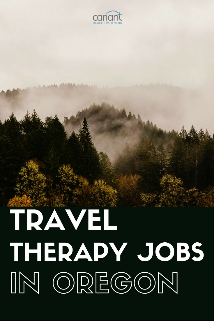 Travel Therapist Jobs In Oregon Cariant Health Partners Travel