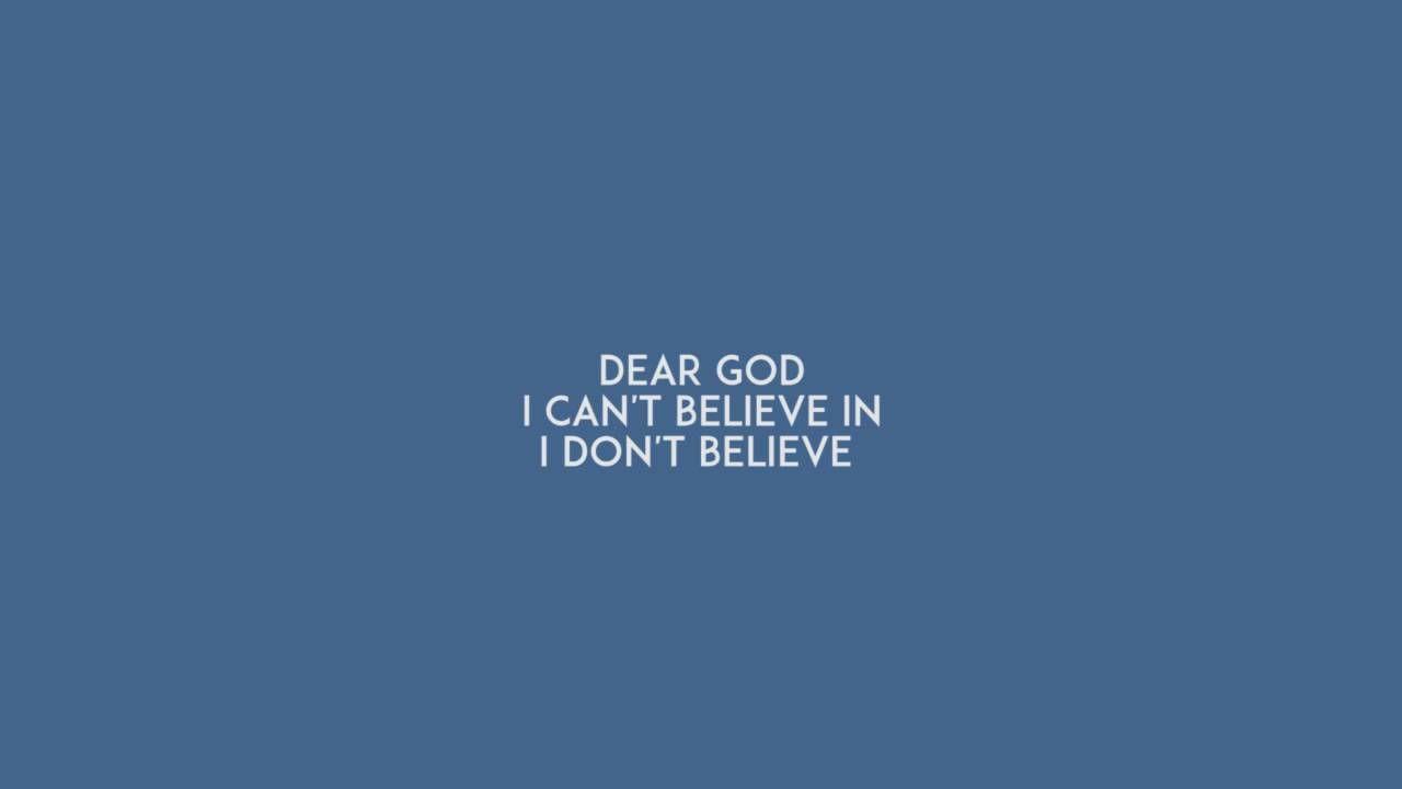Lawless Feat Sydney Wayser Dear God Lyrics
