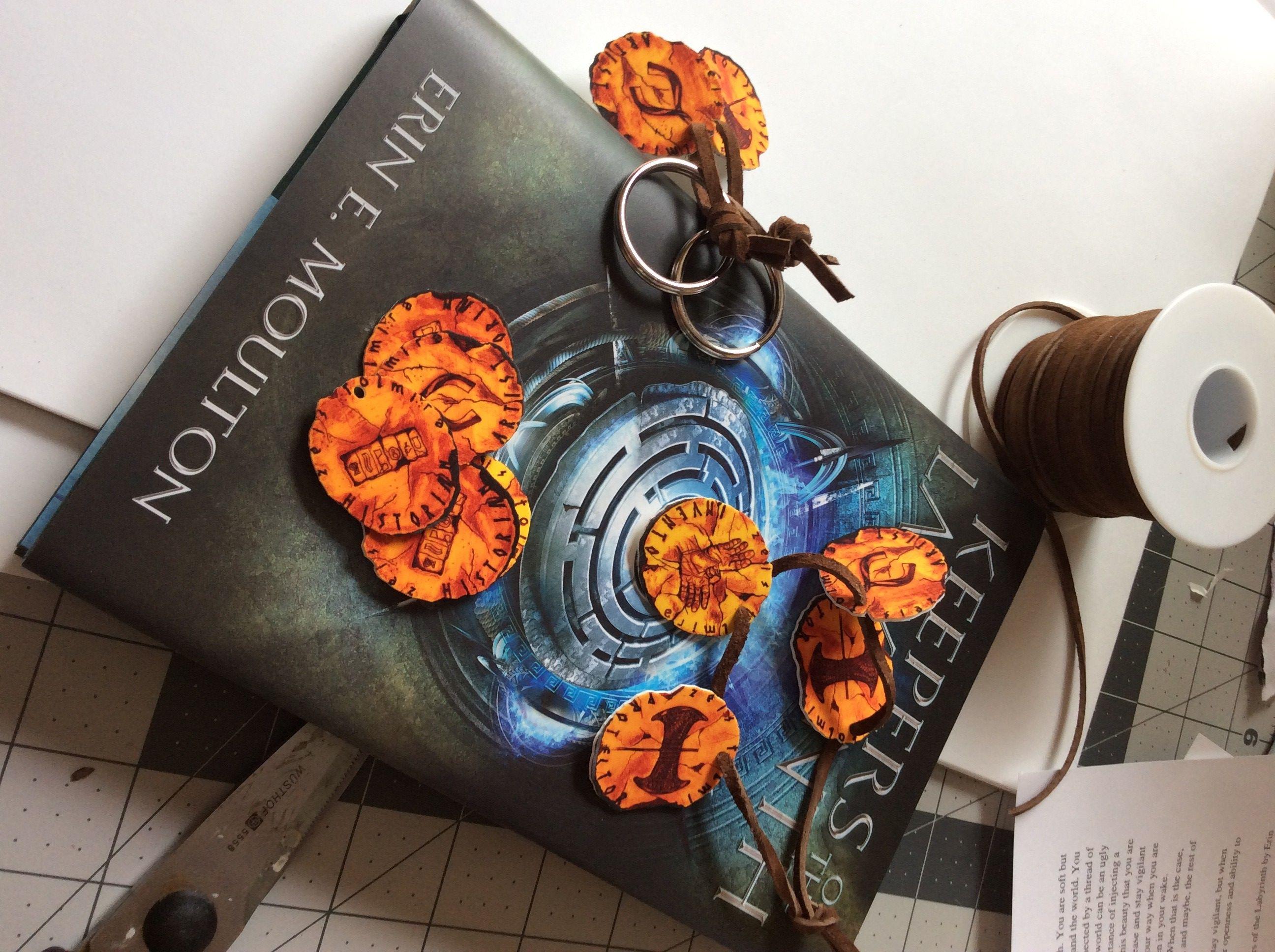 Keepers Of The Labyrinth Greek Mythology Trivia Game