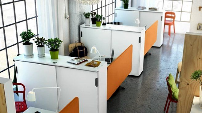 salles de r union et open space le plein d id es d am nagement r unions espaces et bureaux. Black Bedroom Furniture Sets. Home Design Ideas