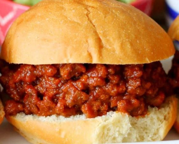 Sweet and Spicy Slow Cooker Sloppy Joes with Rotel | AllFreeSlowCookerRecipes.com