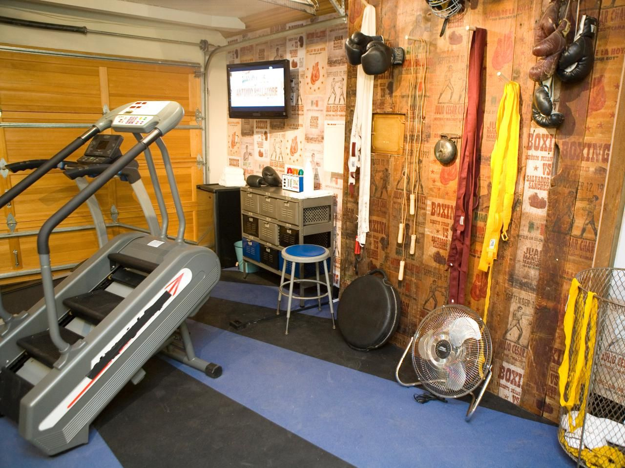 Home Gyms In Any Space | Decorating And Design Ideas For Interior Rooms |  HGTV