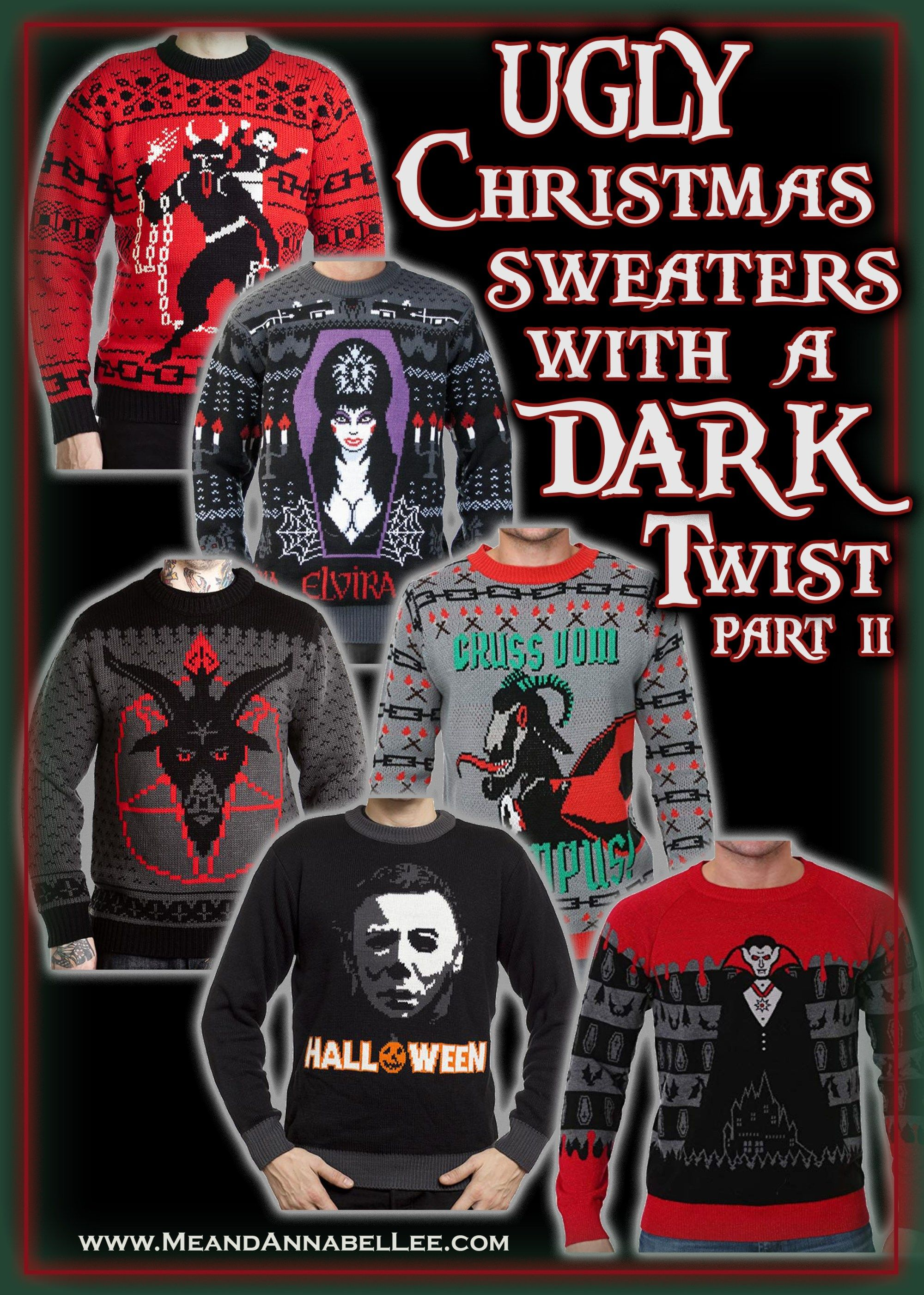 Skull Scary Christmas Sweater for Men /& Women Christmas Sweatshirt Skull Sweater