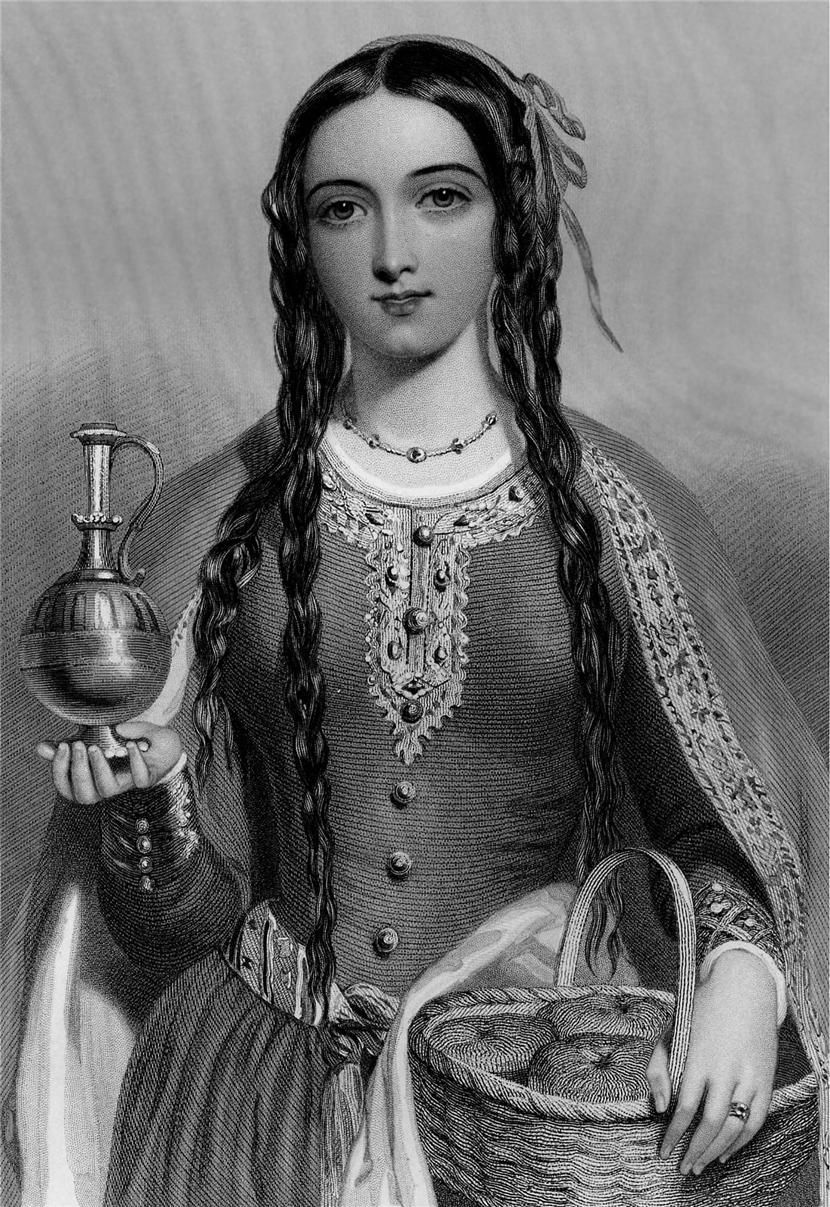 Margarita de Anjou Reina consorte de Francia