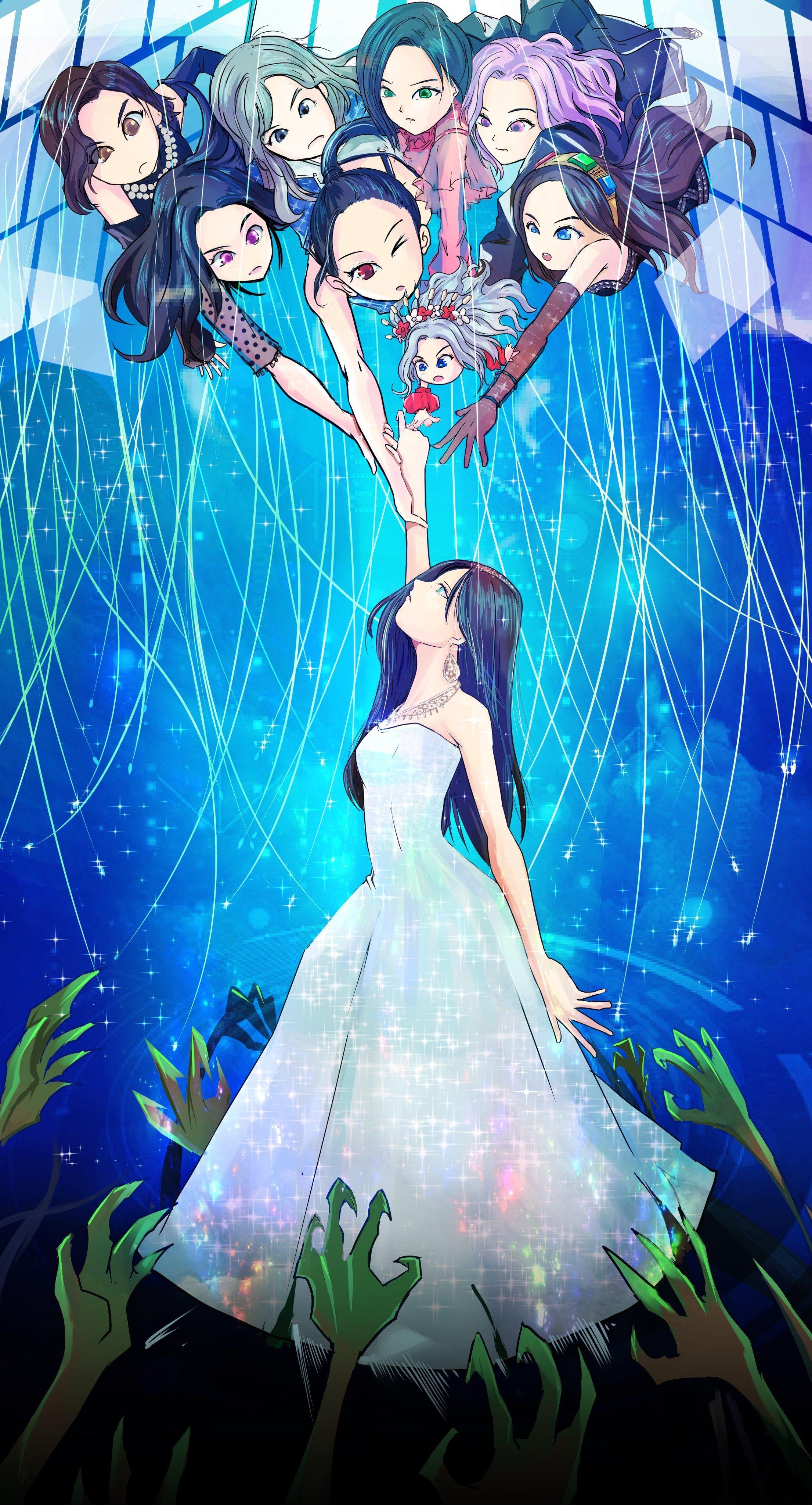R Twice Credit Uodo0312 On Twitter Kpop Wallpaper Cute Anime Wallpaper Aesthetic Anime