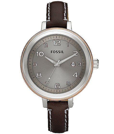 The bridgette watch. Gotta love my fossil! :)