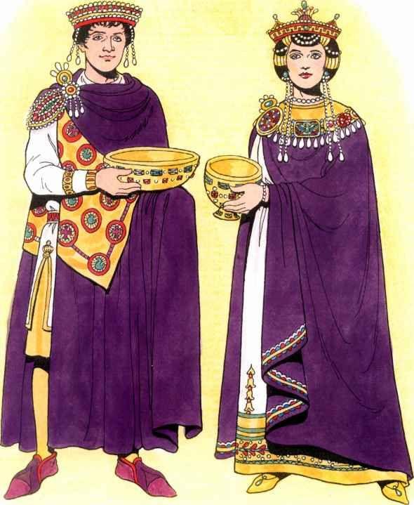 Q It Ii Mi Iniqo Byzantine Empire Empress