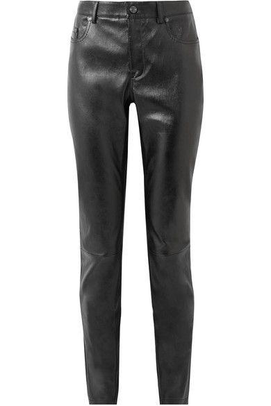 Leather Skinny Pants - Black Tom Ford yCqq0376p