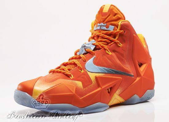 san francisco 08f2f f30d8 LJ 11 Basketball shoes
