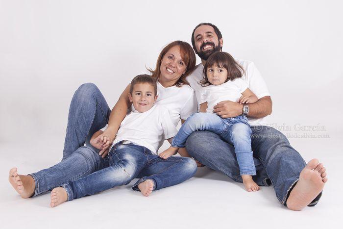 Fotografía Familiar Fotos De Familia Divertidas Originales