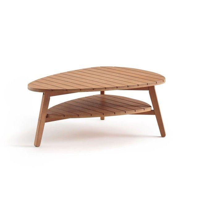 Table TailleTaille Jimi De UniqueTable Basse Jardin D9WYH2IE
