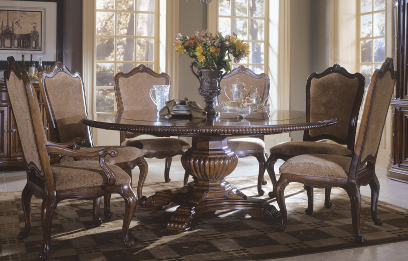 Villa Cortina Round Table By Universal Round Dining Room Sets