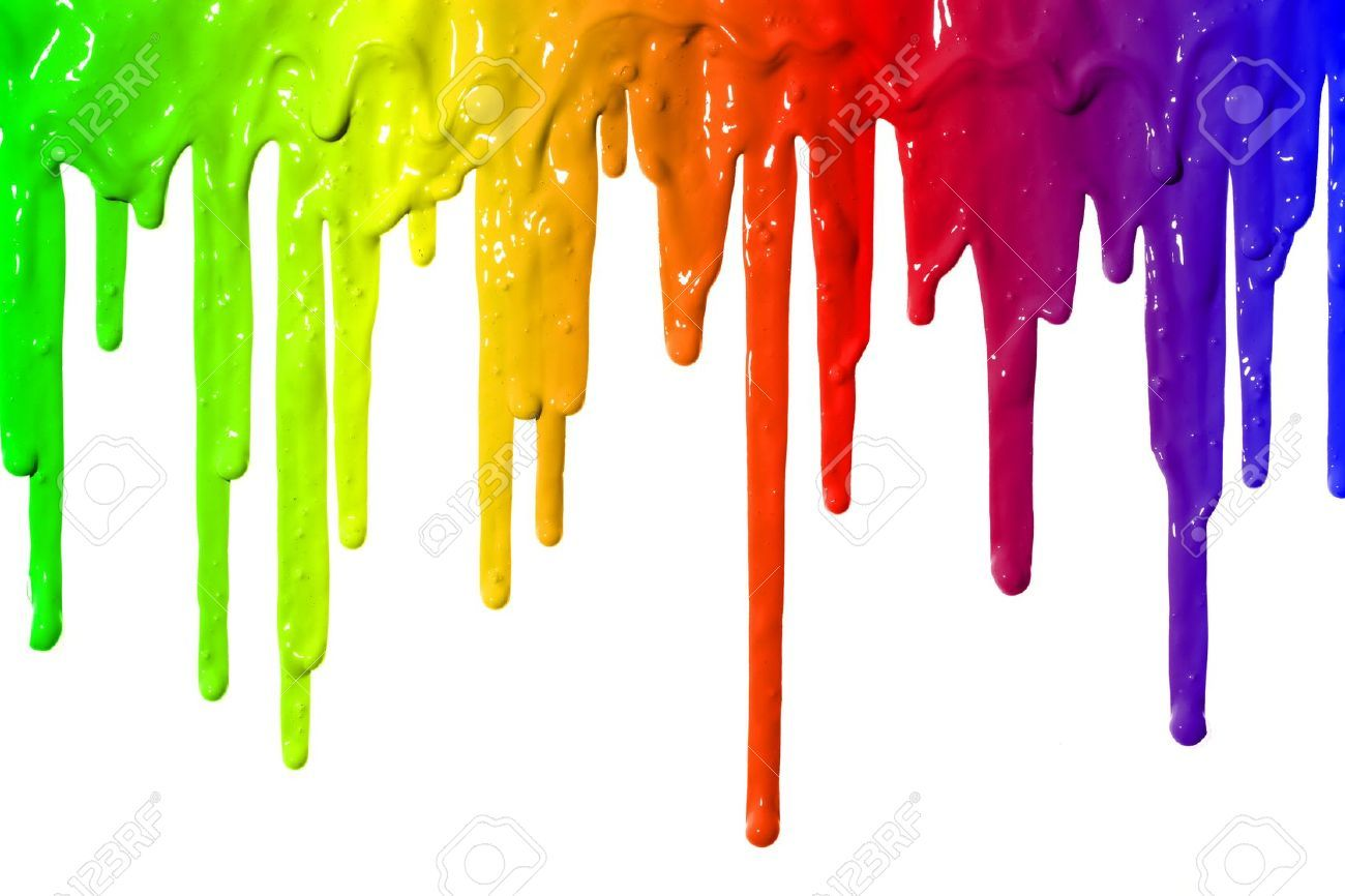 The gallery for --> Paint Dripping Wallpaper