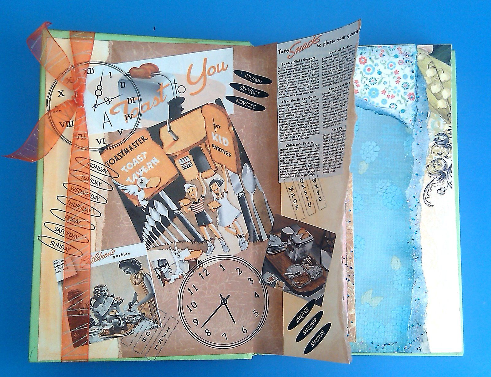 Altered Book Art | Art ANYDAY- Altered Book | Indubitably Artsy