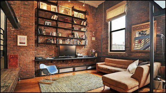 Industrial Style Decorating Ideas Industrial Chic Decorating