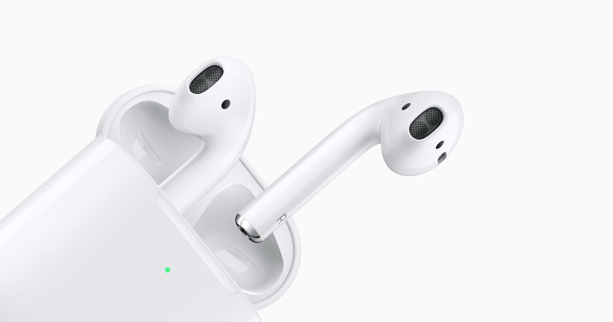 Airpods 2 Released Https Ift Tt 2ogvxod Wireless Headphones Apple Deals Wireless