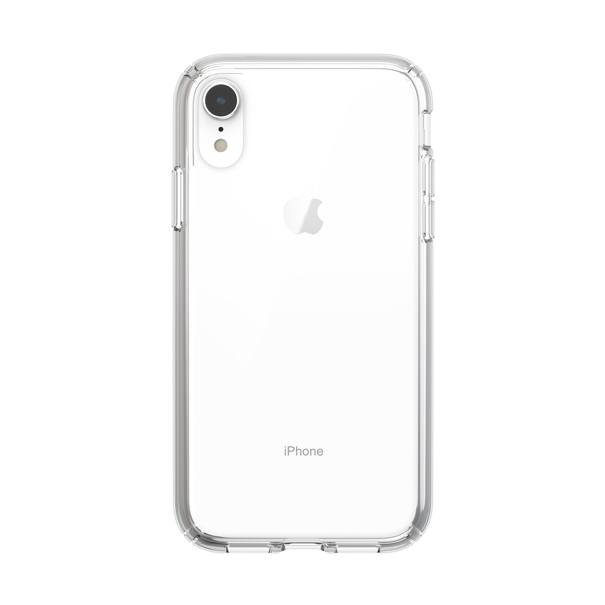 Speck apple iphone xr presidio case clear iphone