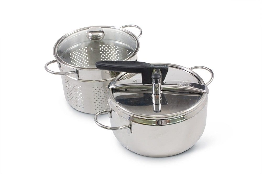 Bargain 139 95 Was 209 95 Pasta Pressure Cooker Set