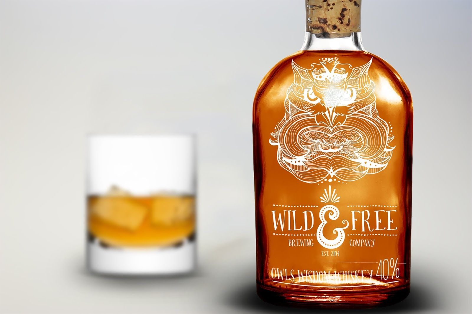 Wild & Free Brewing Company on Packaging of the World - Creative Package Design Gallery