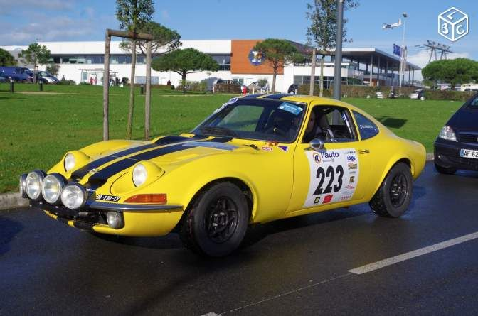 opel gt 1900 groupe 4 vhc voitures is re opel gt 1900 dans la course. Black Bedroom Furniture Sets. Home Design Ideas