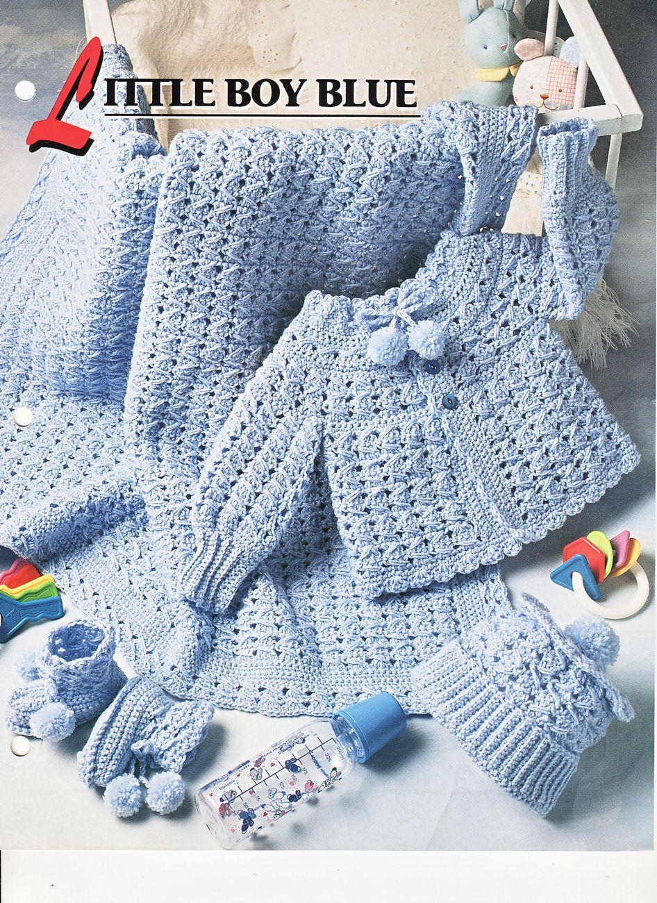 Layette Crochet Angel Babies And Preemies