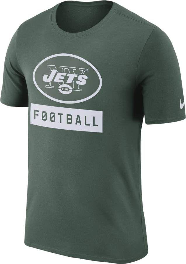 Nike Dri-FIT Football Logo (NFL Jets)  9c92c6210