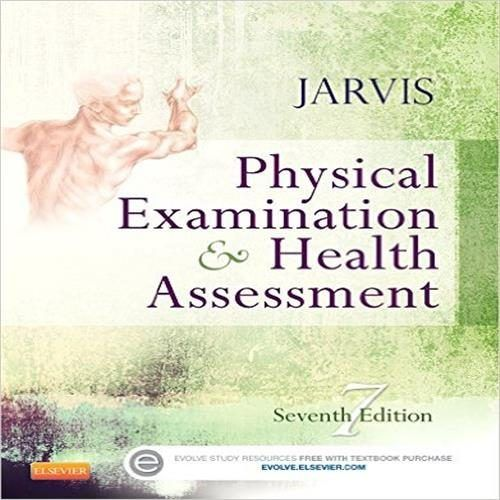 Test bank for physical examination and health assessment 7th edition test bank for physical examination and health assessment 7th edition fandeluxe Image collections