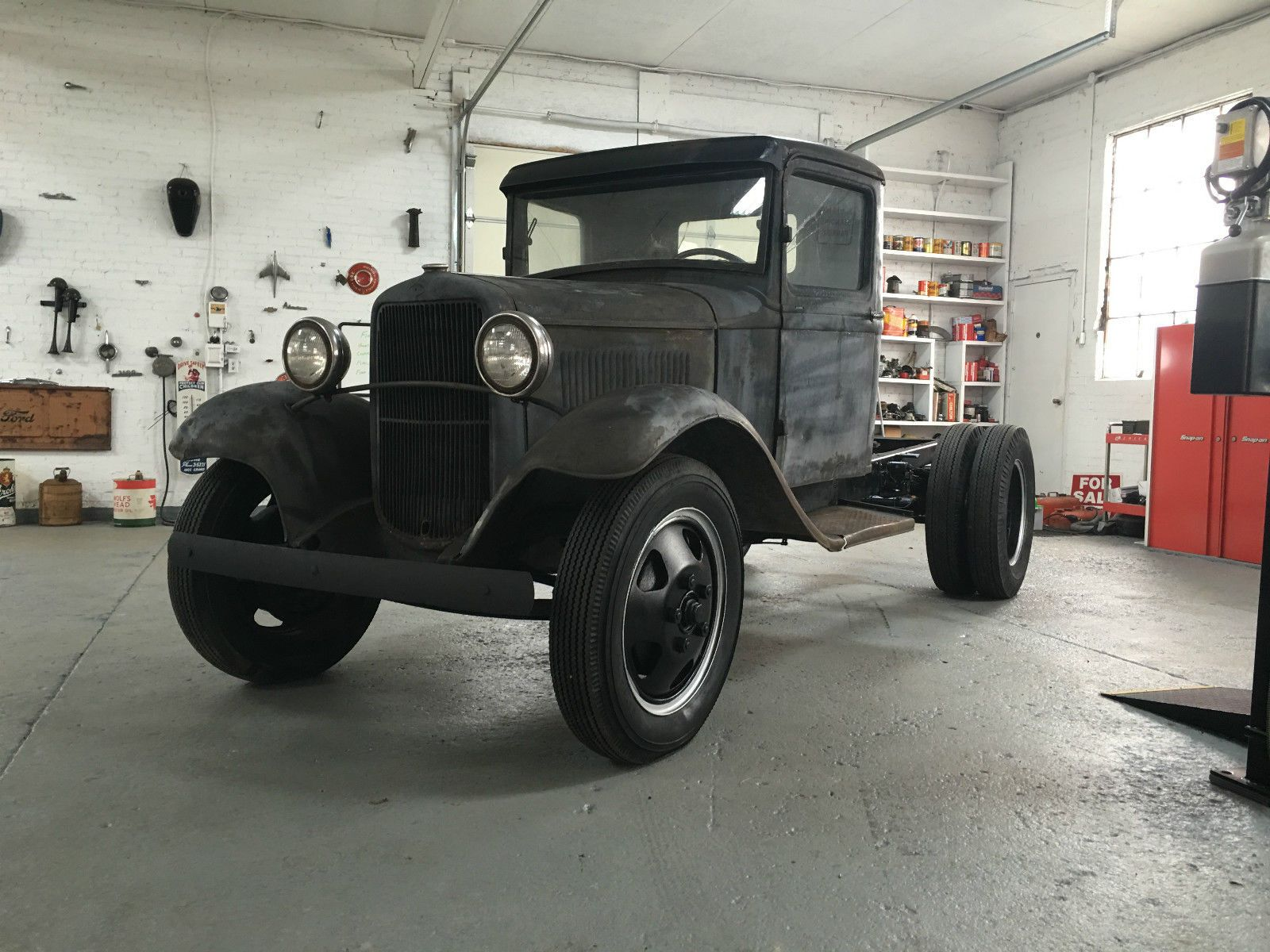 1932 Ford BB truck project | Barn finds for sale | Pinterest | 1932 ...