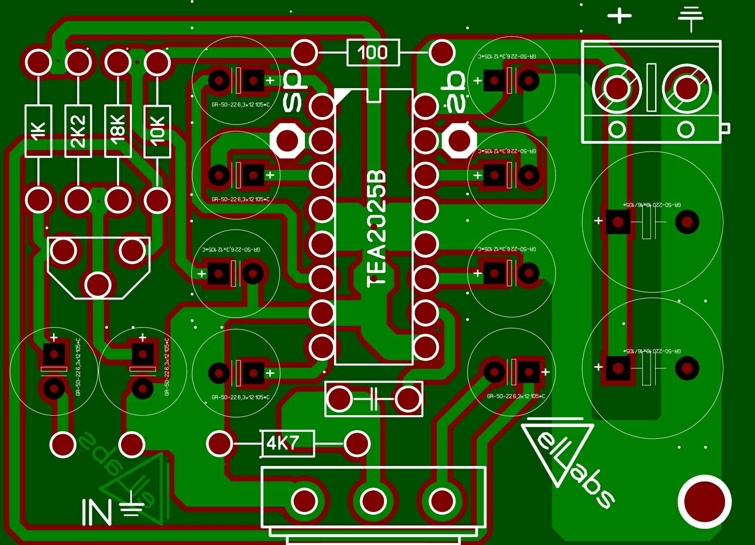 Find This Pin And More On Amplifier Circuit By Razzyl T 120w With Lm12 Circuitschematic Mini Guitar Clean Tea2025b