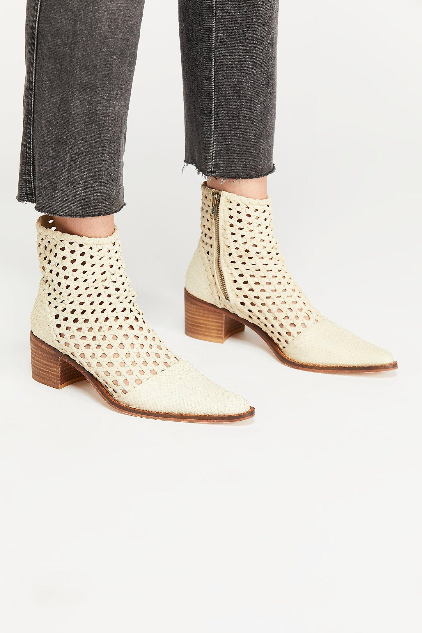 688aef0ad In The Loop Woven Boot | Sweet Shoes | Boots, Shoes, Shoe boots