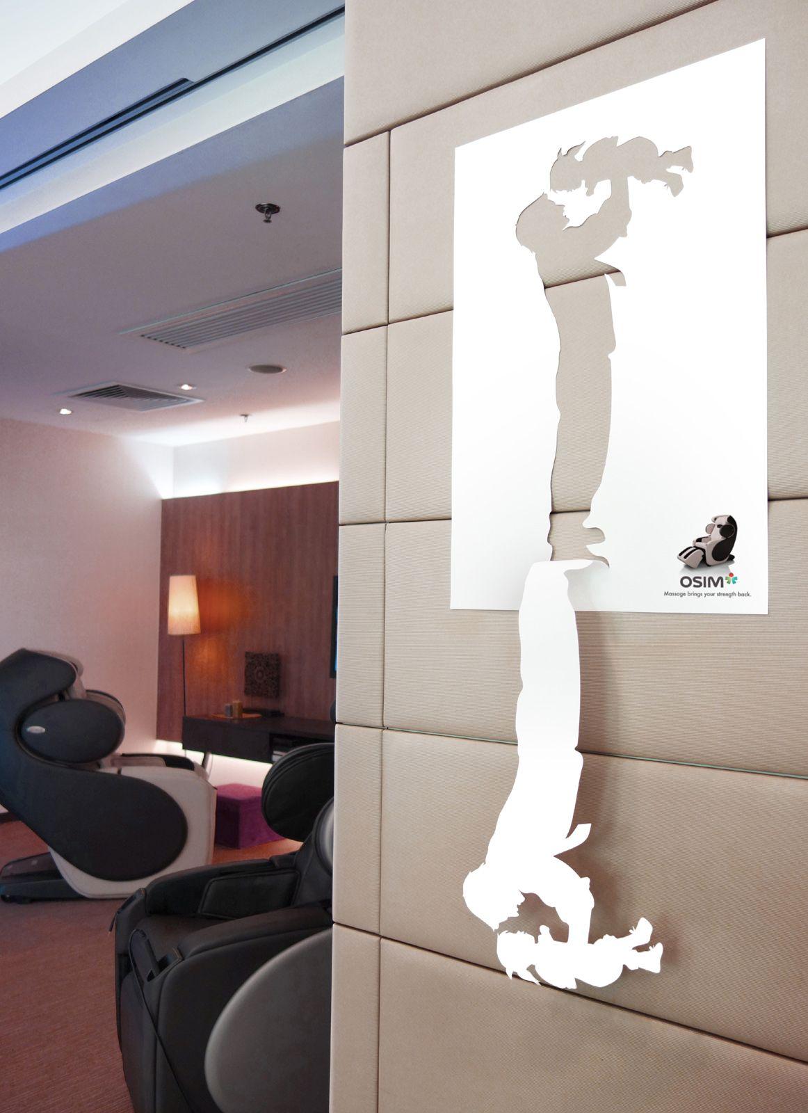 Osim uDivine Massage Chair Uitputting Massage chair
