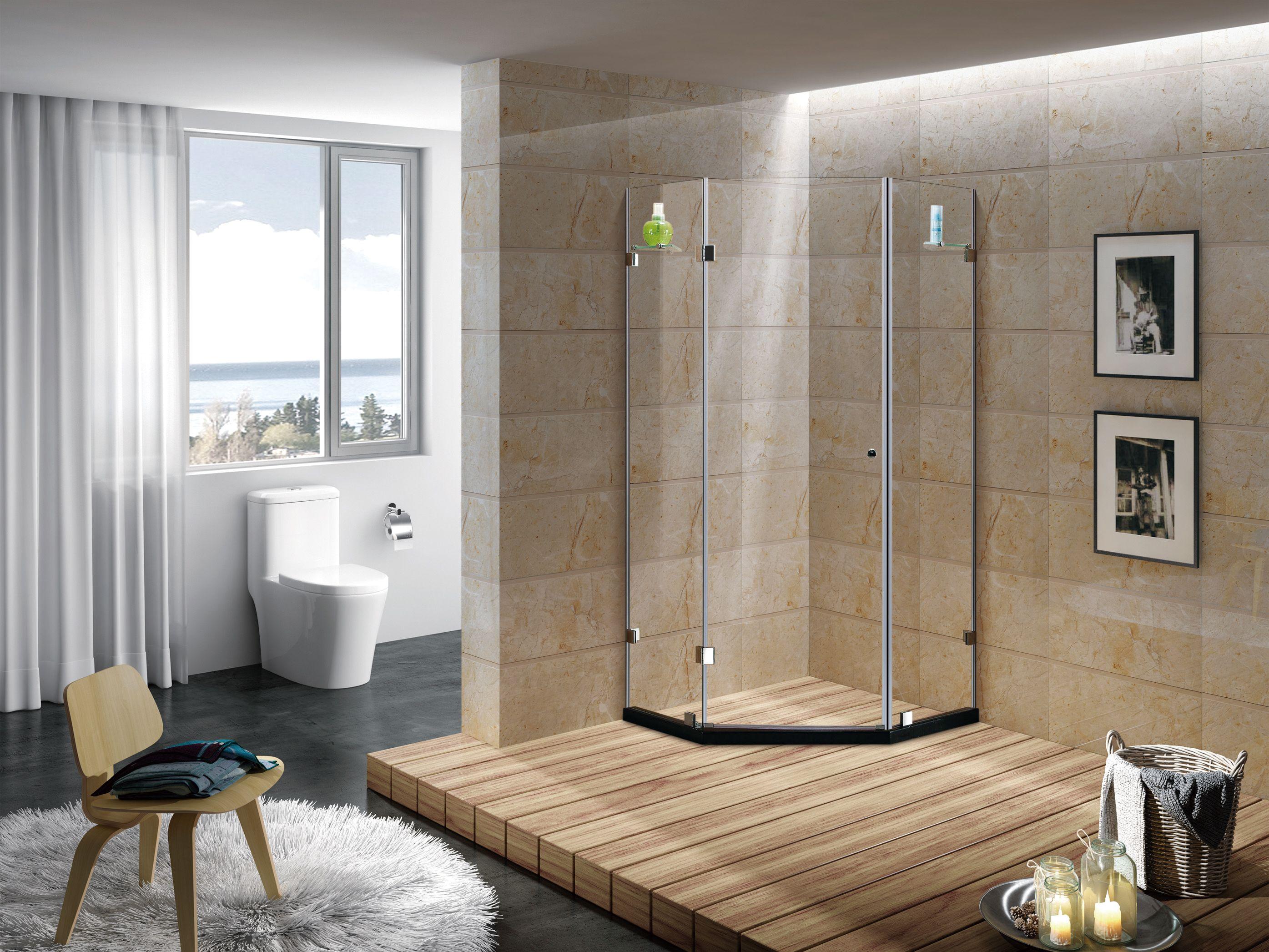 Frameless H1-66  30 bathroom vanity double bathroom vanities