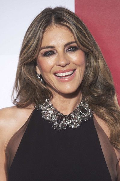 Elizabeth Hurley Photos Photos - Elizabeth Hurley attends ELLE Magazine 30th anniversary party at Circulo de Bellas Artes Club on October 26, 2016 in Madrid, Spain. - ELLE 30th Anniversary Party