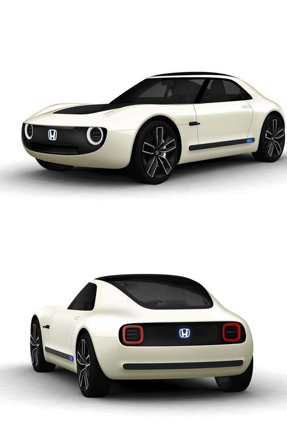 A Different Honda E Car Might Come To Usa In 2020 Electric Car Concept Concept Cars Honda Cars