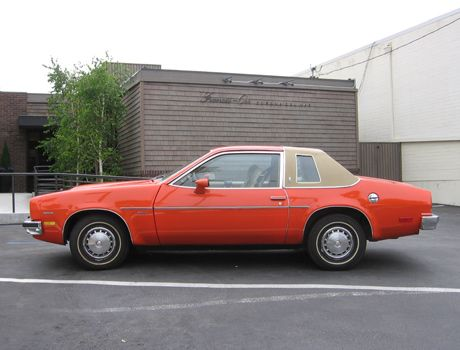 1975 Chevy Monza Town Coupe Mine Was Red With A Black Top I Couldn T Find A Red One Online They Have Probably All Been Jun Chevrolet Monza Monza Chevrolet