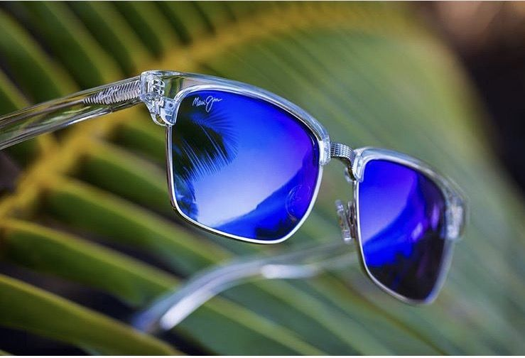 5fae5a236e Maui Jim-Kawika in Blue Hawaii. Follow us on FB or find us on the web    eyecarefortcollins.com