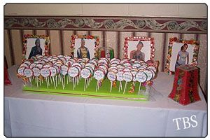 Long Island New York Party Store Sweet Sixteen Candelabras