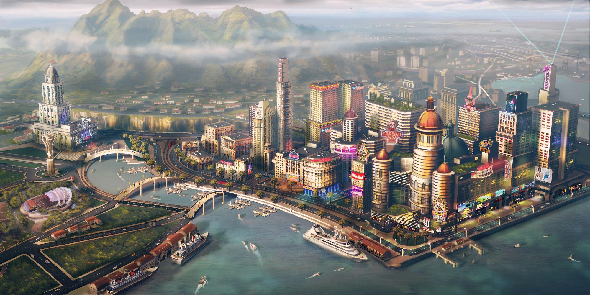 Sims city 4 скачать торрент.