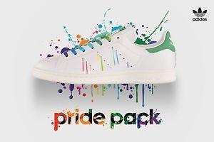 Details about Adidas Originals Men's Stan Smith Pride Pack
