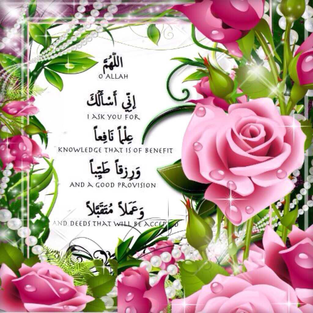 Pin By Amel Akaichi On Dhua Zikr Pink Roses God Loves Me Floral Wreath