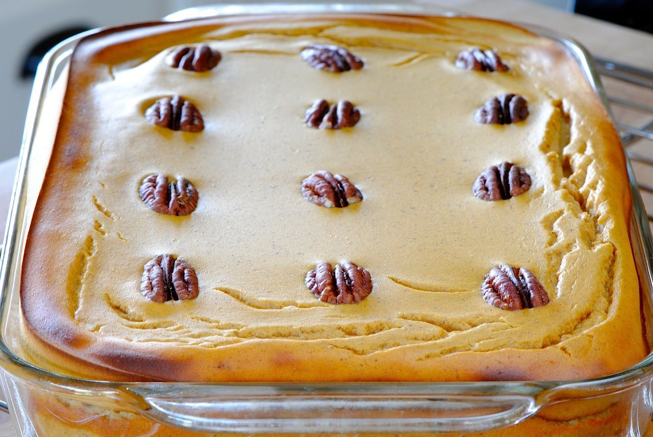 Jules Food Protein Pumpkin Pie Low Carb And Gluten Free