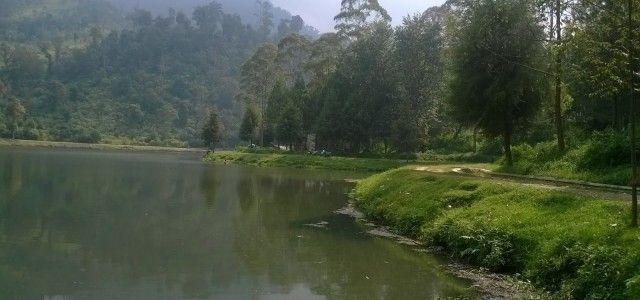 Danau Ini Tempat Persinggahan Adipati Ukur Dan Hulu Citarum Danau Tempat Tanah