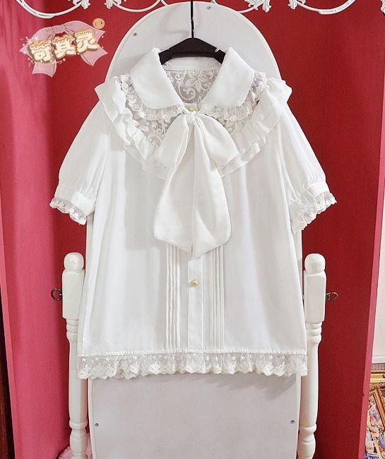 Blusa Lolita Blouse WH296 - Thumbnail 3