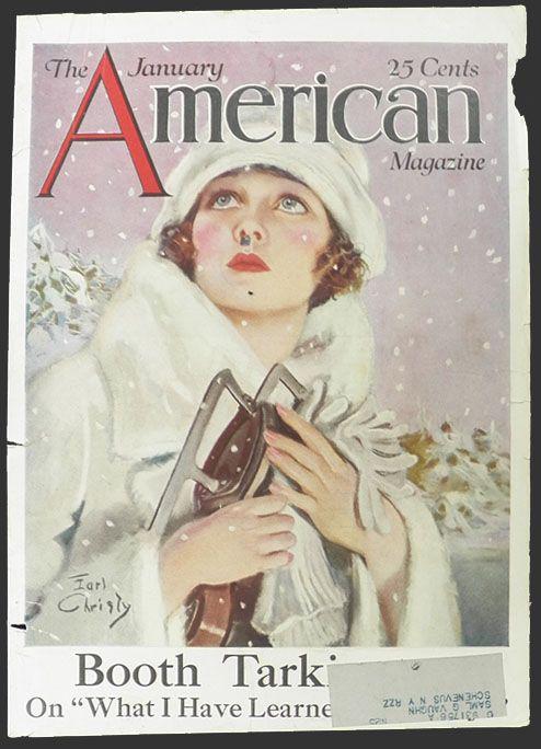 American - 1925-01 (Earl Christy